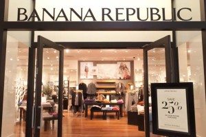 Banan Republic Credit Card