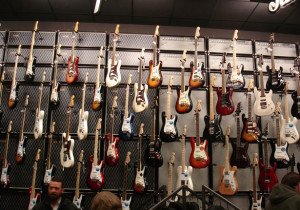 guitar center store