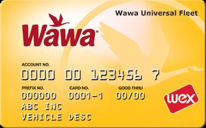 Wawa Credit Card
