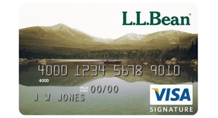LLBean Credit Card