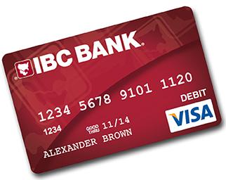 IBC credit card