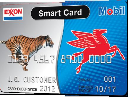 Mobil Credit Card