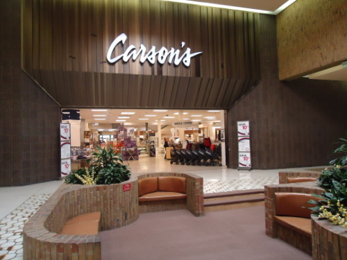 carsson's  store example
