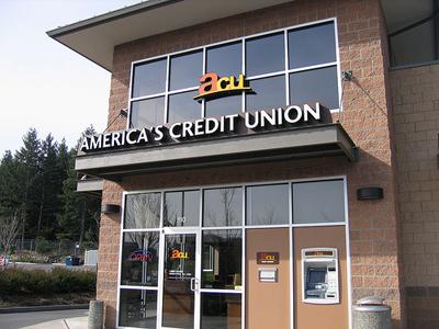 credit union bank
